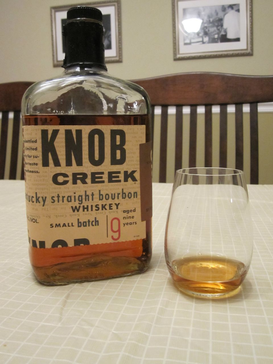 Whiskey Review – Knob Creek Small Batch Bourbon | It's ...