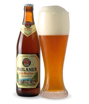 Beer Review - Paulaner Hefe Weizen
