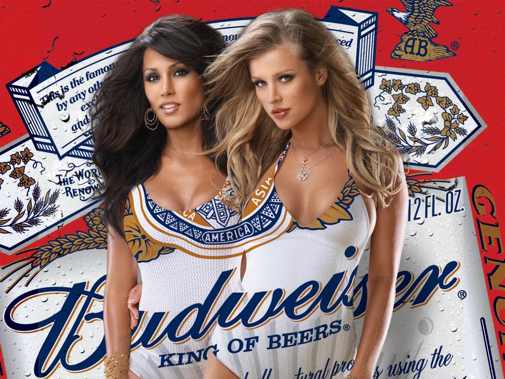 Free Budweiser! | It's just the booze dancing...