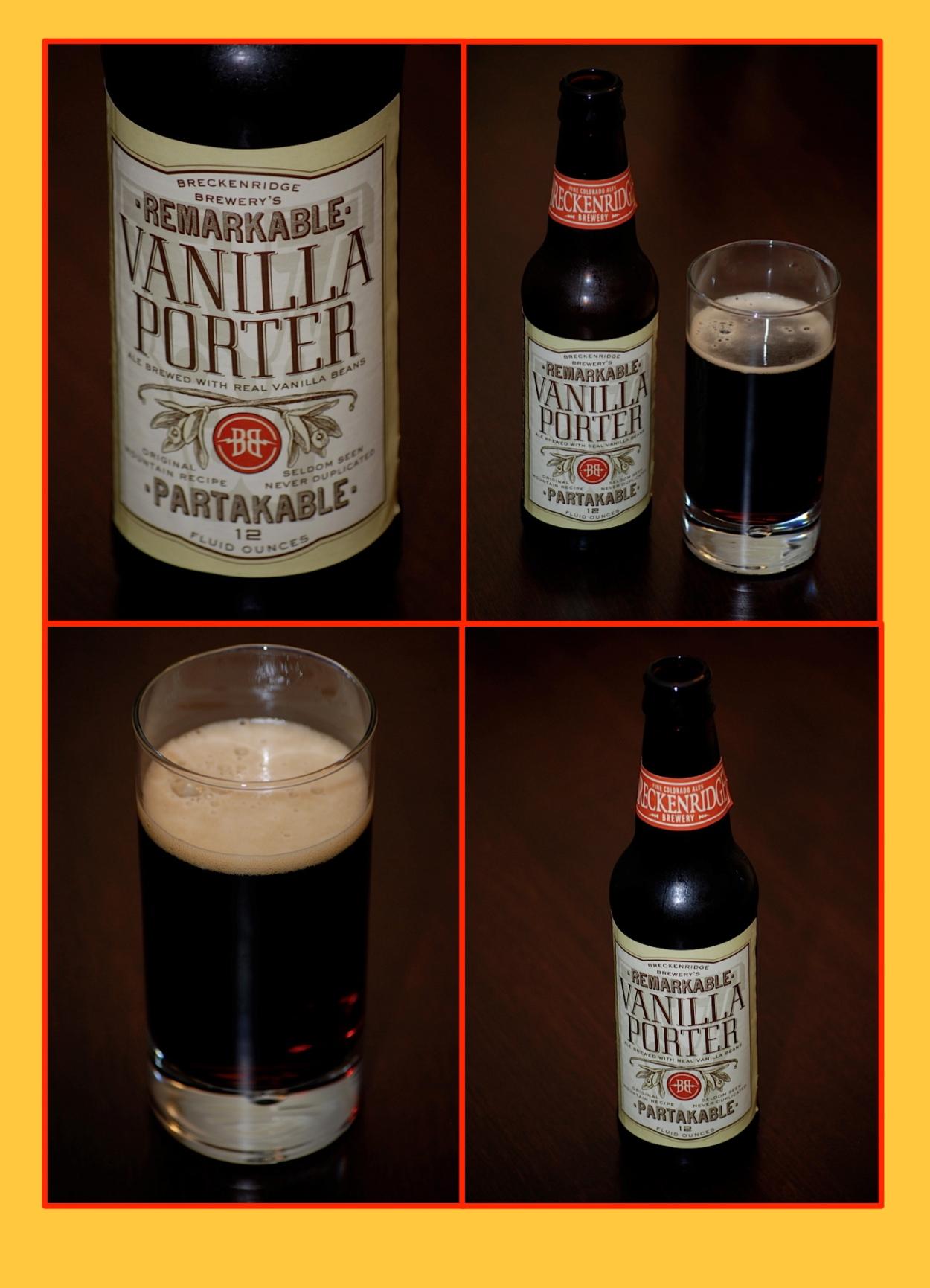 Breckenridge Vanilla Porter