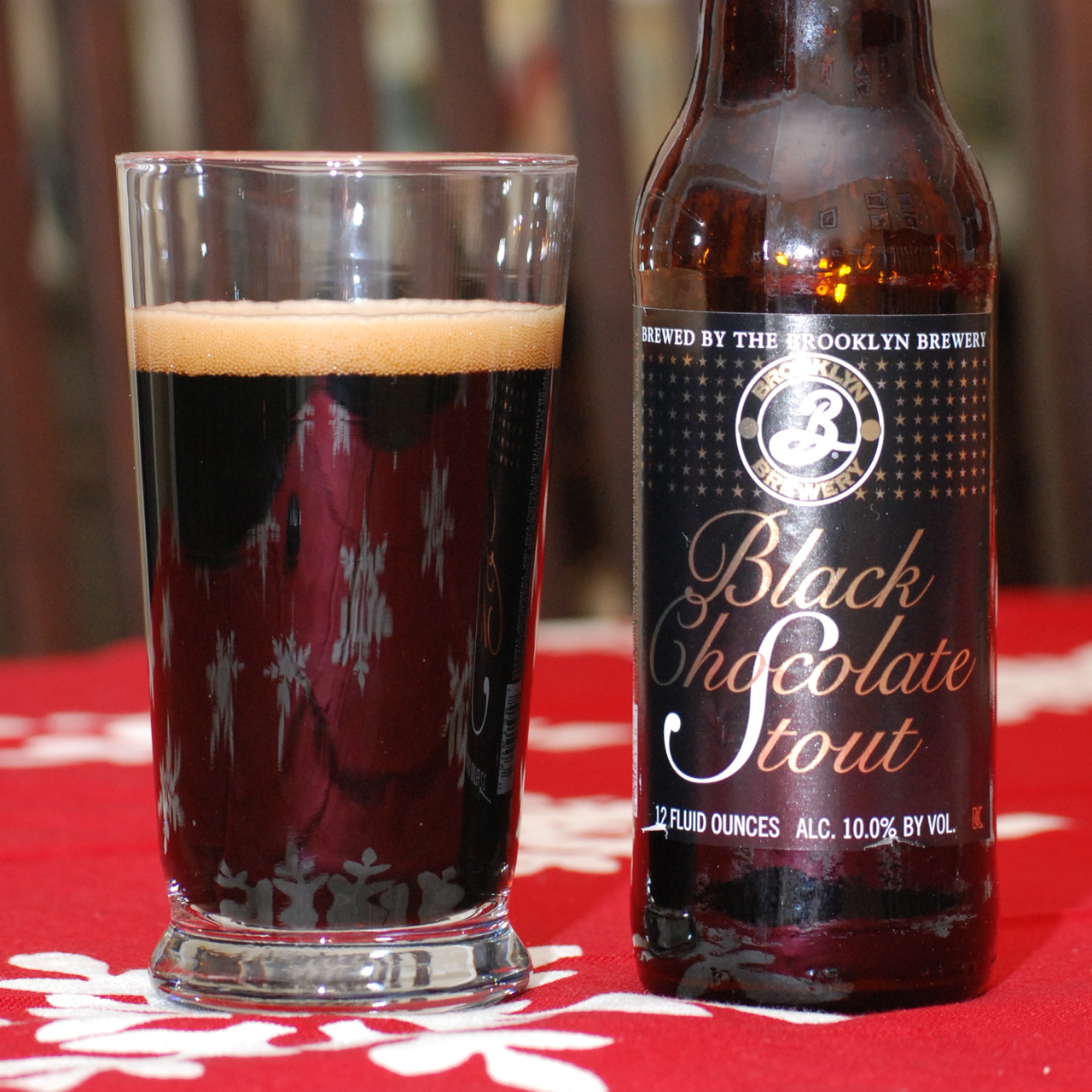 Beer Review – Brooklyn Black Chocolate Stout – It's just the booze ...