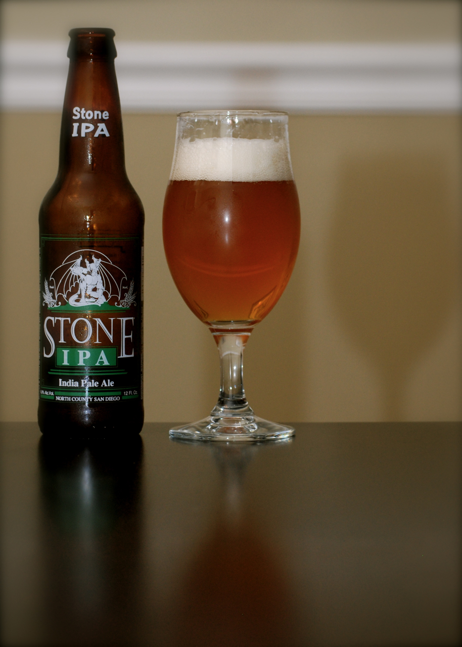 Celebrate #IPAday With A Comfort Beer Review: Stone India ...