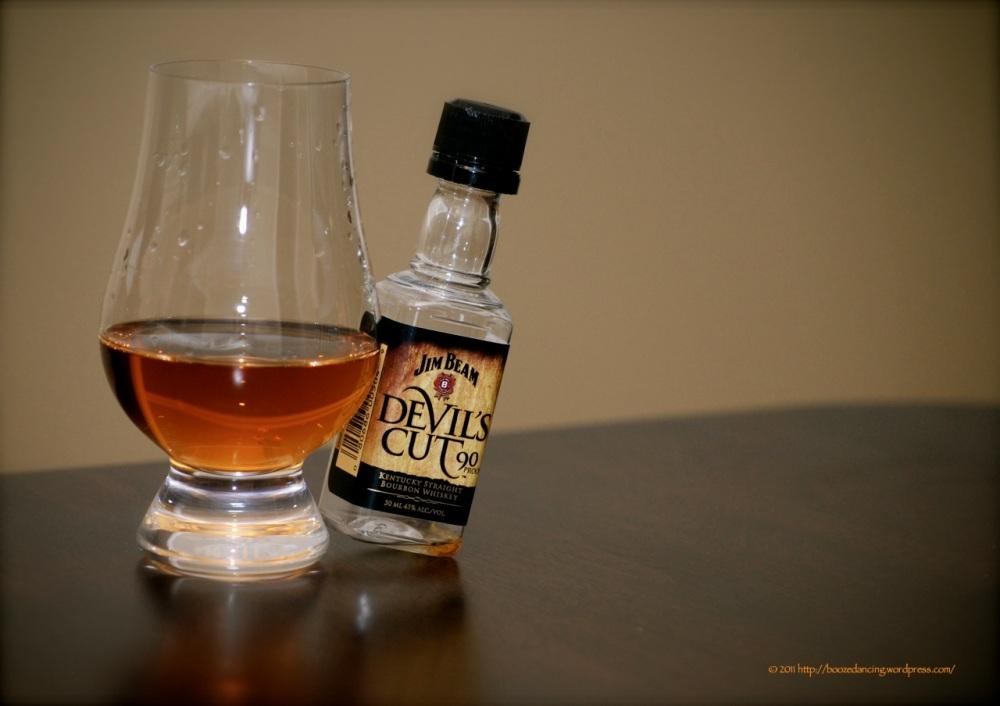 Whiskey Review - Jim Beam Devil's Cut Bourbon
