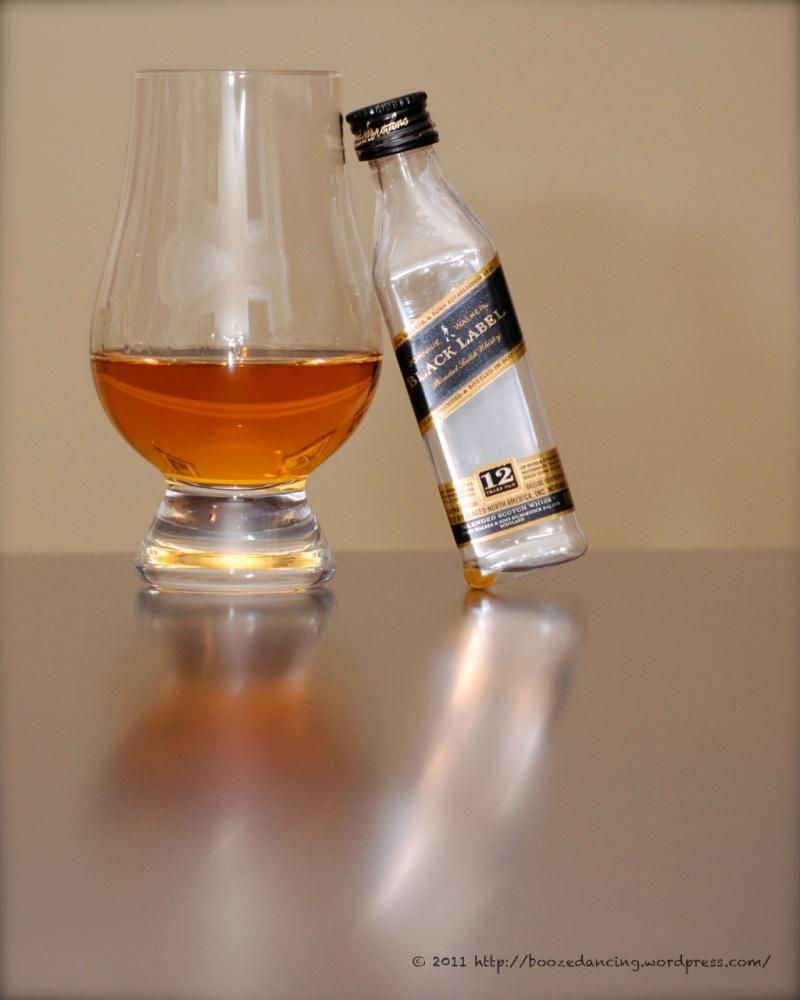 Whisky Review - Johnnie Walker Black Label (3/3)