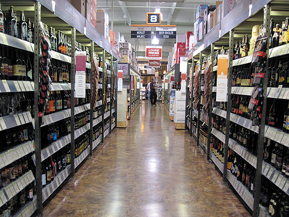 Craft beer poll how would you organize a beer store it for Craft beer online shop