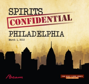 Beam Spirits Confidential Philadelphia