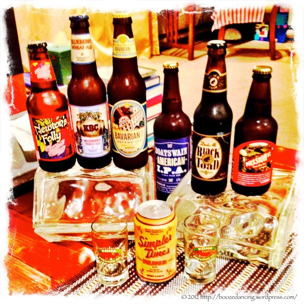 Thirsty Thursday Craft Beer Recap: The Beers of Trader Jokes. Err... I mean Trader Joe's! (1/6)