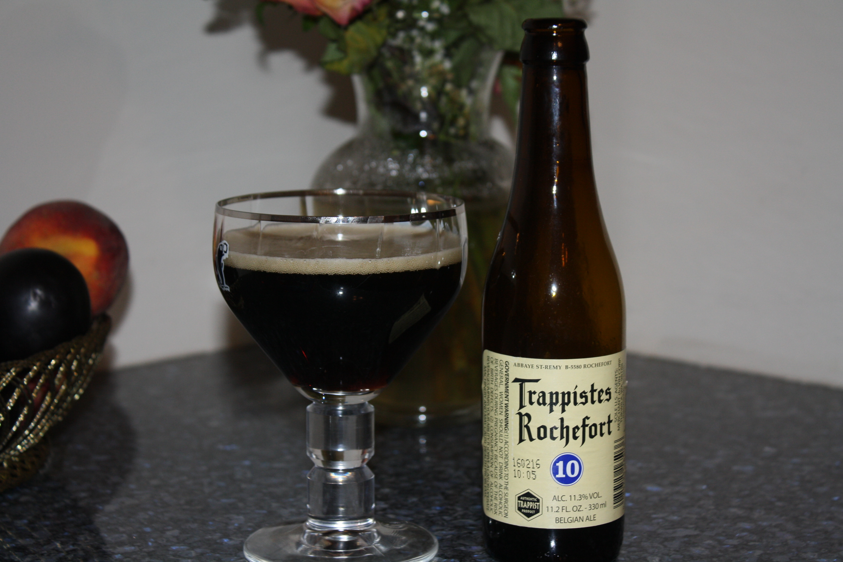 Beer Review – Trappistes Rochefort 10 | It's just the ...