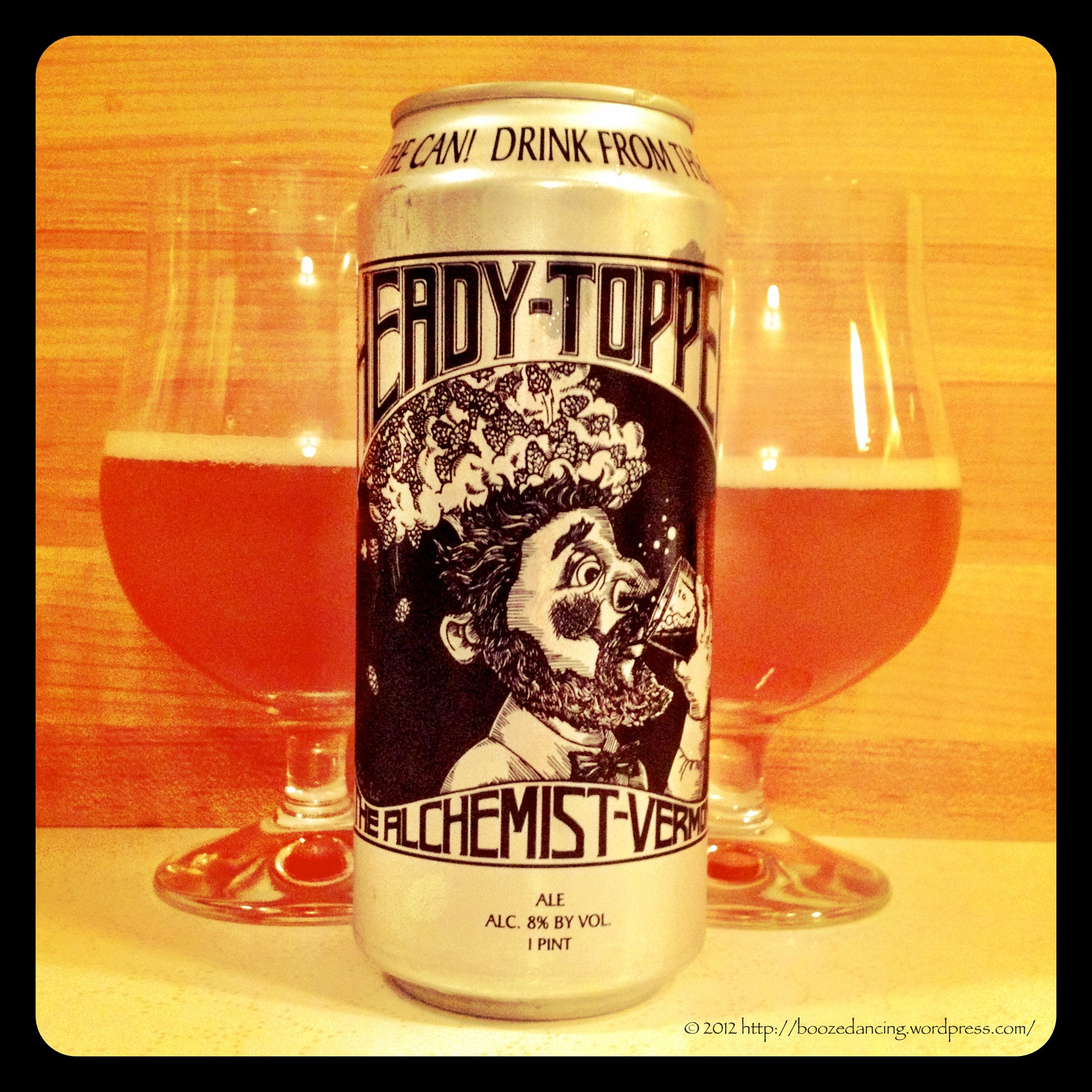 beer review the alchemist brewery heady topper double ipa it s the