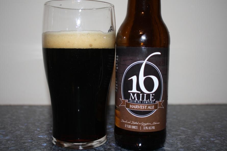 16 Mile Harvest Ale