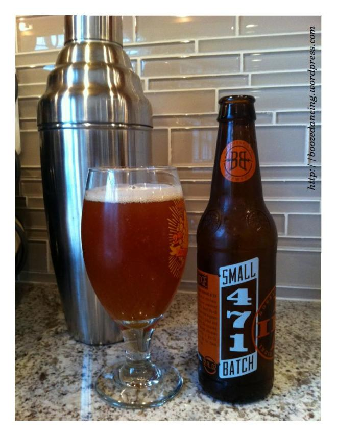 Breckenridge 471 Small Batch Double Hopped IPA (R)