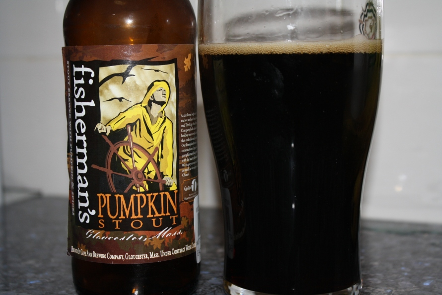 Fisherman's Pumpkin Stout