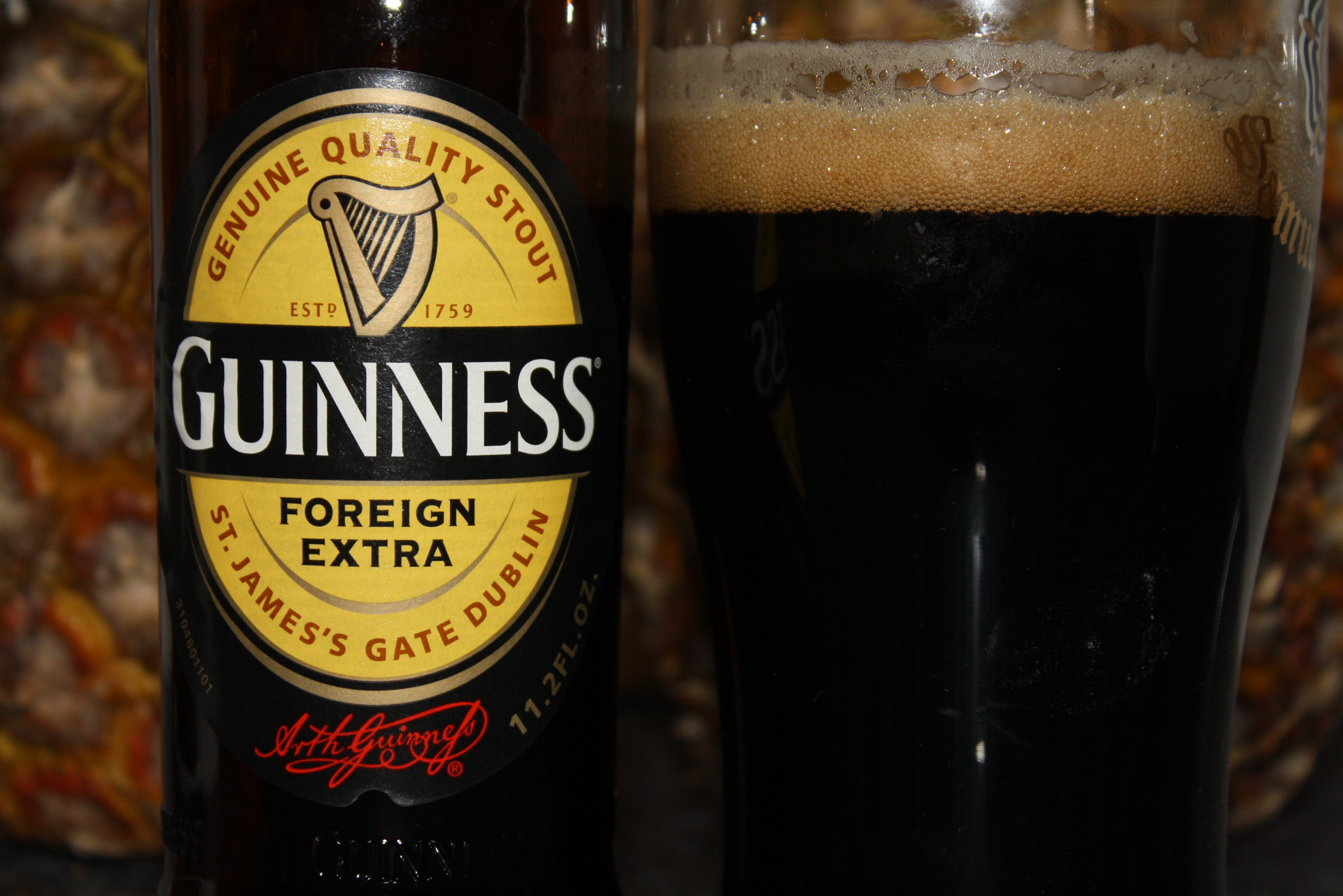 beer review  u2013 guinness foreign extra stout  u2013 it u0026 39 s just the
