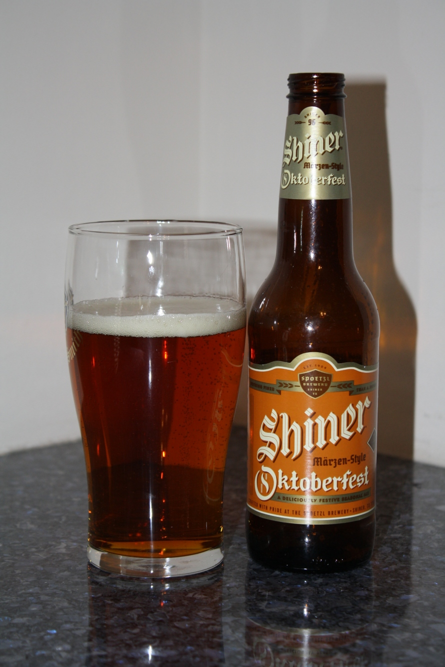 Shiner Octoberfest 2