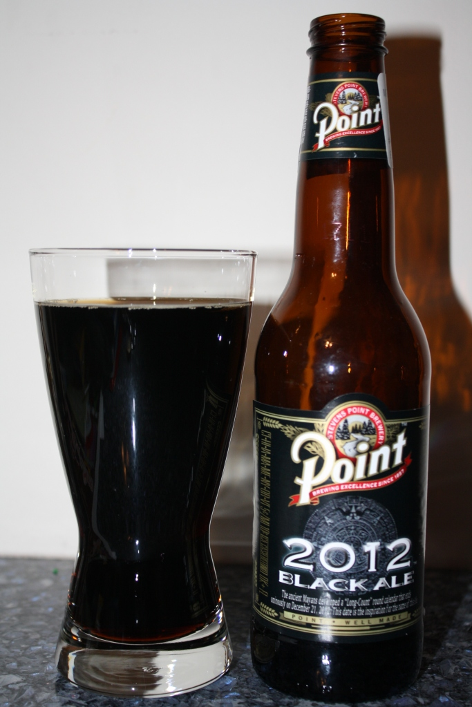 Stevens Point 2012 Black Ale