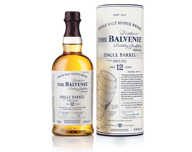 Balvenie Single Barrel 12