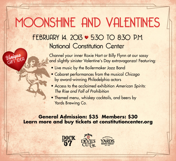 Moonshine and Valentines