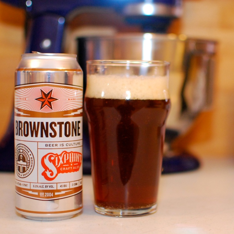 Sixpoint Brownstone Ale #1