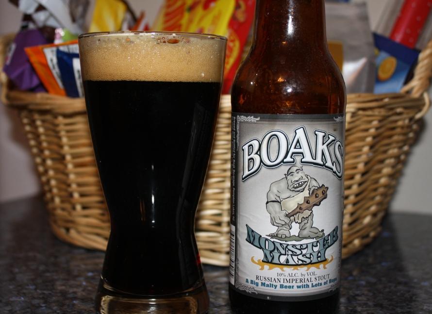 Boak's Monster Mash