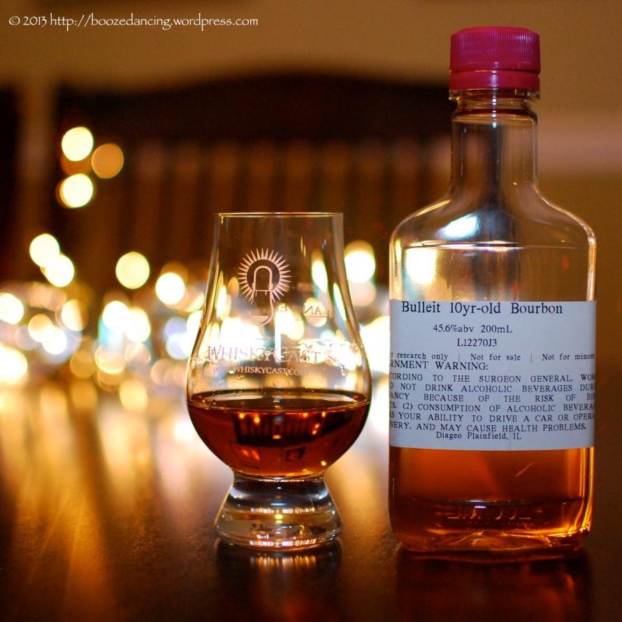 Bulleit 10 YO Bourbon