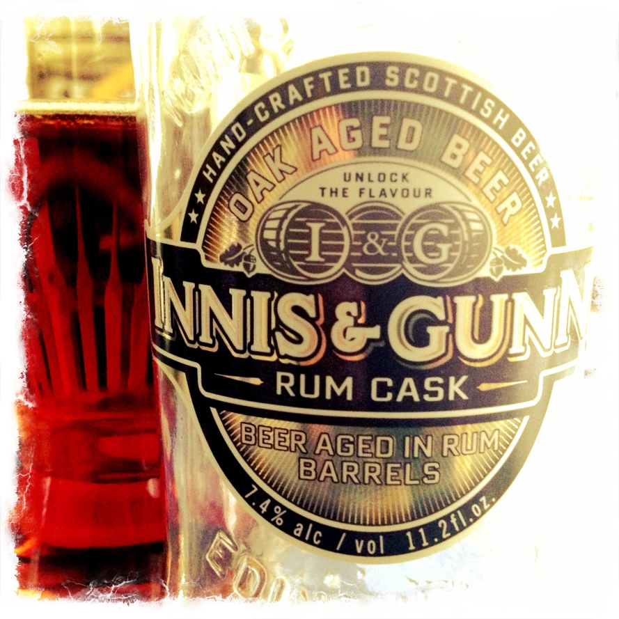 Innis and Gunn Rum Cask