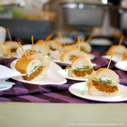 Brewer's Plate Sandwich #1