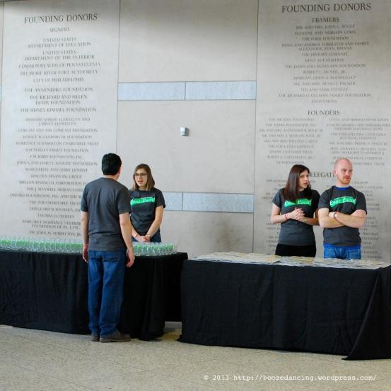 Brewer's Plate Volunteers