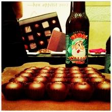 Eclat Hop Wallop Chocolate Truffles