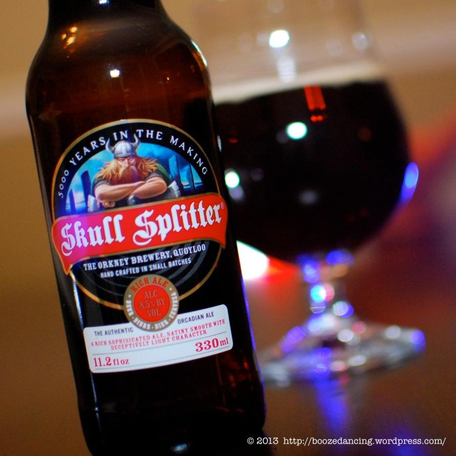 The Orkney Brewery Skullsplitter