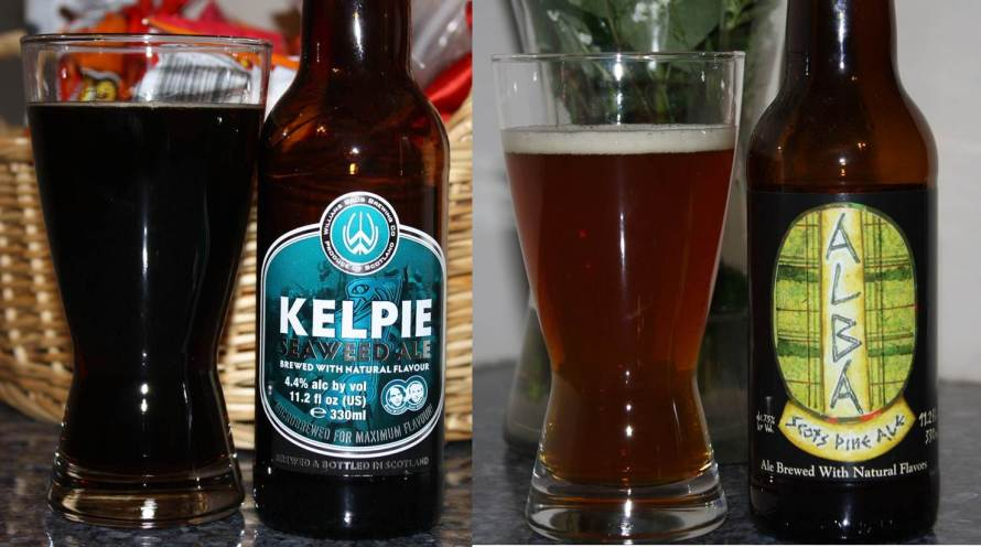 Williams Brothers Kelpie Alba Combo
