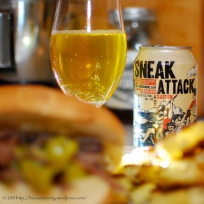 21st Amendment Sneak Attack Saison