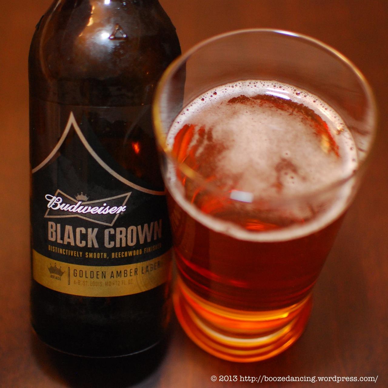 Budweiser Black Crown