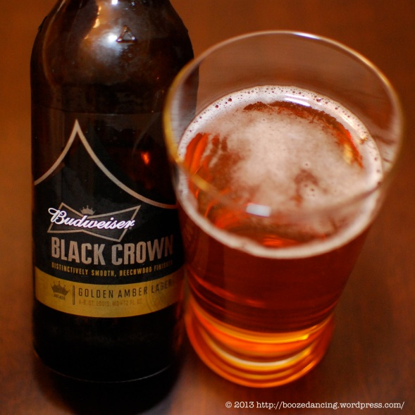 Budweiser Black Crown From Above