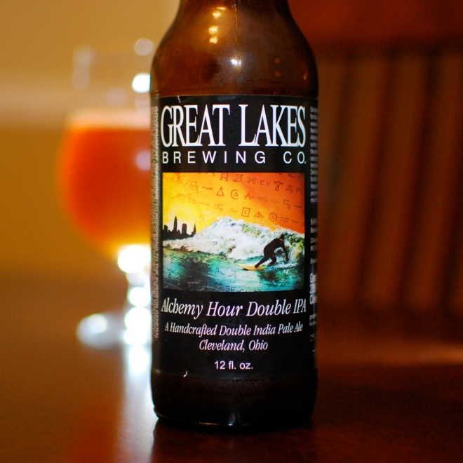 Great Lakes Alchemy Hour Double IPA