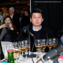 Ian Chang of Kavalan Distillery