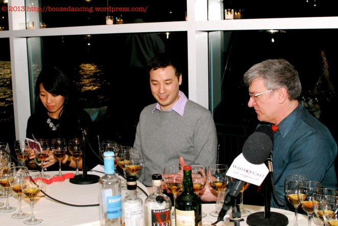 Miracle Max makes friends during our WhiskyCast Virtual Tasting recording session