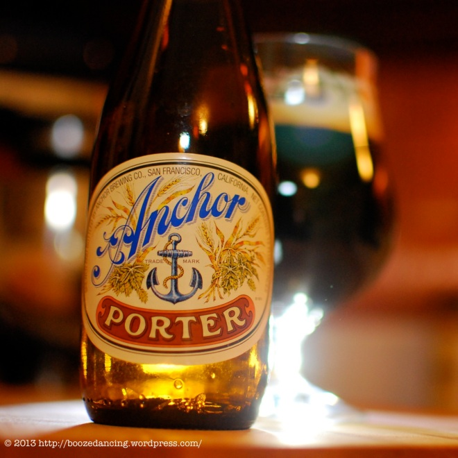 Anchor Porter Label
