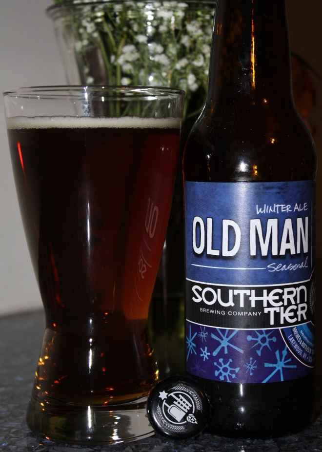 Southern Tier Old Man Winter 2