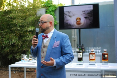 Neyah White, Suntory USA West Coast Brand Ambassador