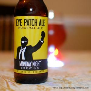 Monday Night Brewing Eye Patch Ale