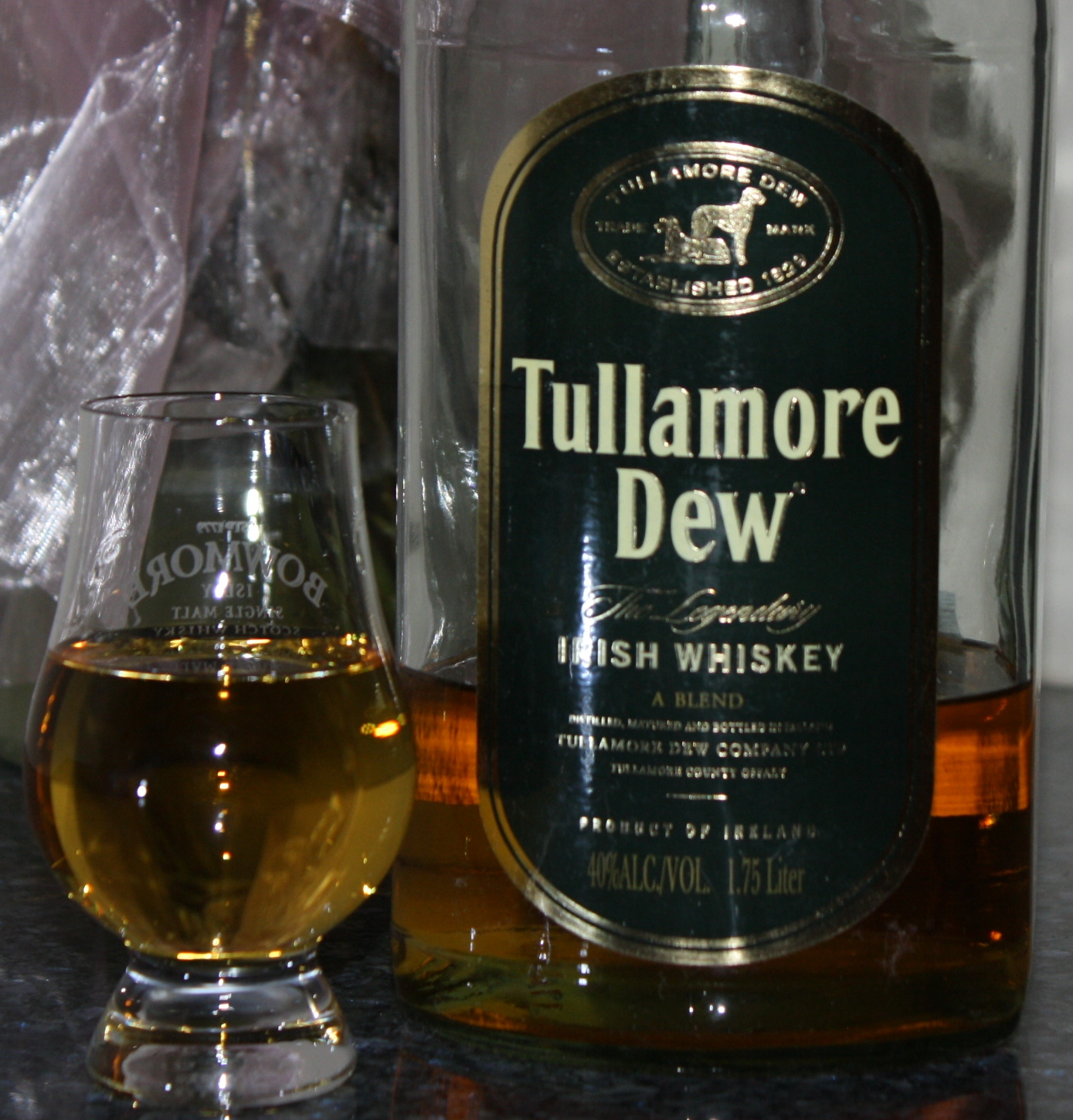 Tullamore Dew Old Fashioned