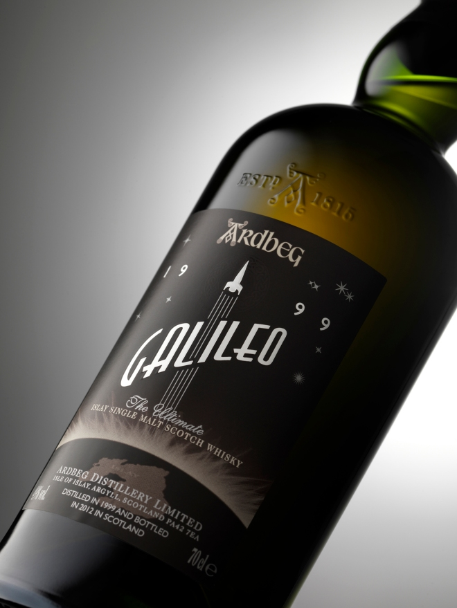 Ardbeg Galileo Bottle