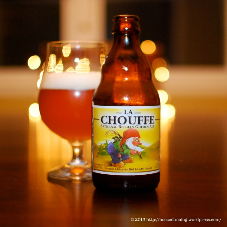 La Chouffe Artisanal Belgian Golden Ale