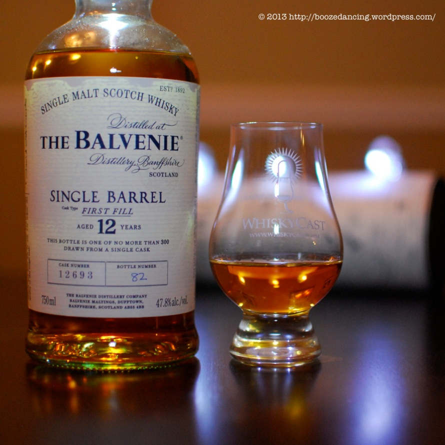 The Balvenie 12 YO Single Barrel