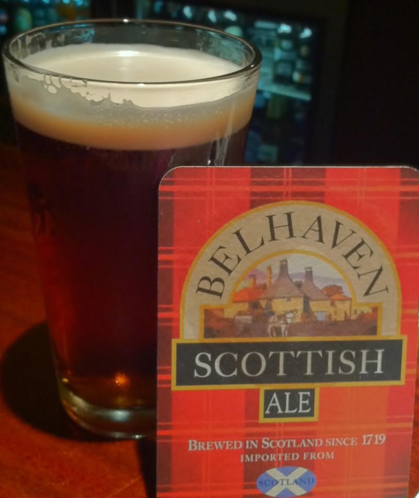 Bellhaven Scottish Ale 2