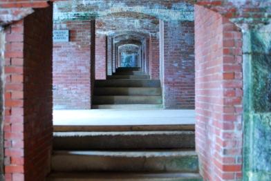 Deep inside Fort Knox