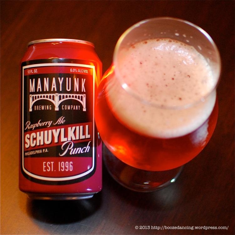 Manayunk Brewing Company Schuylkill Punch