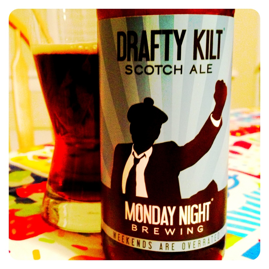 Monday Night Brewing Drafty Kilt Scotch Ale