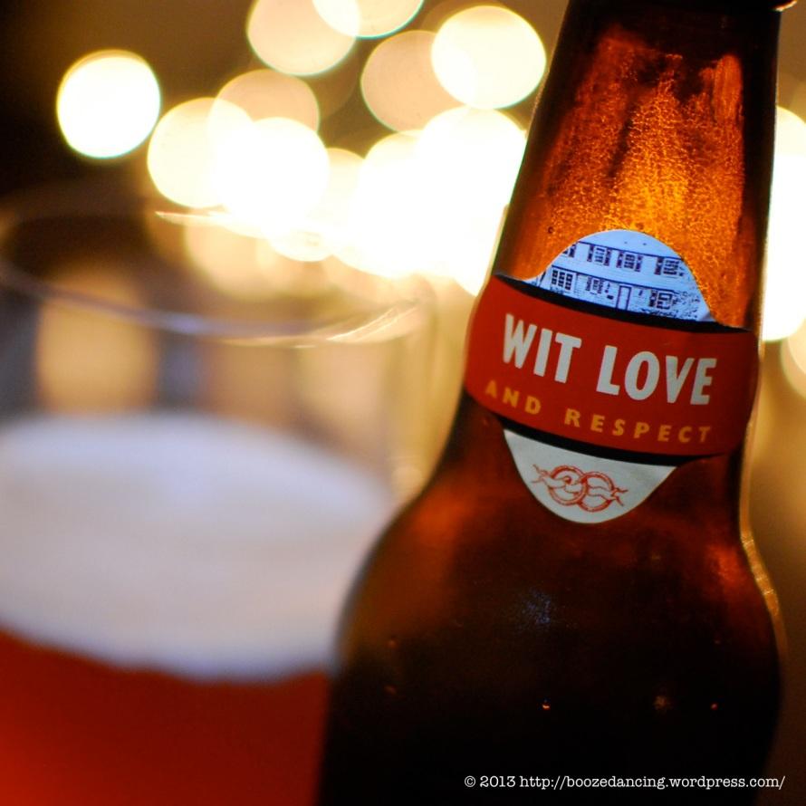 The Alemonger's Wit Love #1
