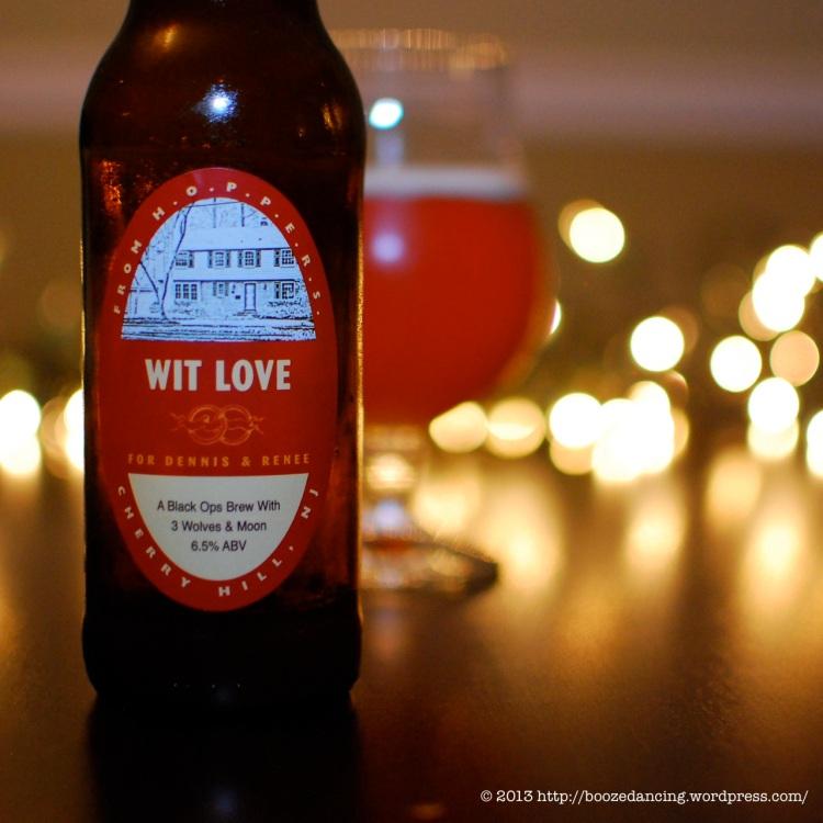 The Alemonger's Wit Love #2